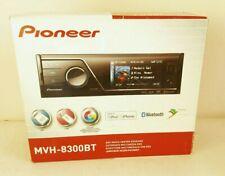"PIONEER MVH-8300BT USB SD AUX Bluetooth 3"" Display Autoradio"