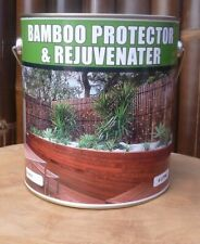 Bamboo Protector & Rejuvenator Lacquer - 4L - Brown - Sydney NSW
