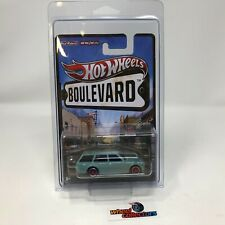#3323  '71 Datsun Bluebird 510 Wagon * Hot Wheels Boulevard * JC1