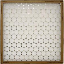 24x24x1 EZ Flow Spun Fiberglass Furnace Filter w/Metal Retainer