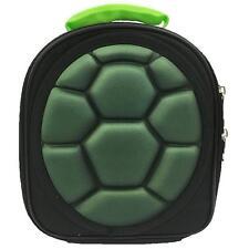 Teenage Mutant Ninja Turtles Shell Lunch Bag TMNT Black New