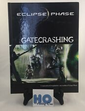 Livre de jeu - Eclipse Phase - Gatecrashing - JDR -Black Book Editions - VF