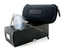 bcd8e081f06 New  REVO Windspeed 2 Aviator Matte Lead W Grey Polarized Lens Sunglass  1012 00