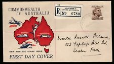 1950 KING GEORGE VI 8 1/2d PRE-DECIMAL STAMP WIDE WORLD FIRST DAY COVER #50.14