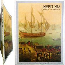 Neptunia n°143 1981 Marine L'Artésien Pirogue Océanie Guerre de Crimée Garreau