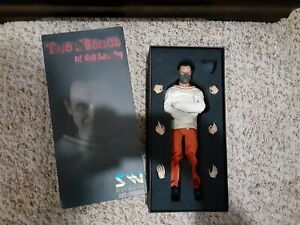 1/6 SW Ourworld The Silence of the Lambs Hannibal Lecter Figure Blitzway