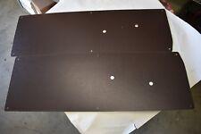 1947 1948 1949 1950 1951 1952 1953 1954 1955 CHEVY, GMC TRUCK Black Door Panels