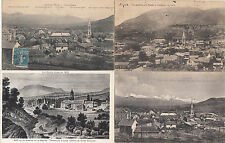 Lot 4 cartes postales anciennes GAP 2