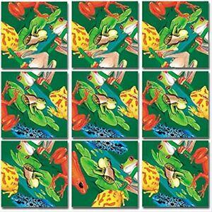 Scramble Squares: Frogs