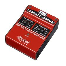 Radial Direct-Drive Amp Emulator Simulator/Direct Box (AUTHORIZED Dealer)