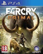 Far CRY PRIMAL (PS4) - MINT-SUPER VELOCE prima consegna assolutamente libero