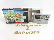 "Super Nintendo Spiel   "" Super Mario Kart ""   Snes   Ovp"