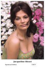 JACQUELINE BISSET - Film star Pin Up PHOTO POSTCARD -  C30-77 Swiftsure Postcard