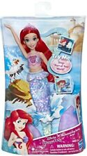 Disney Princess Ariel Singing Shimmer Doll