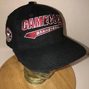 VTG 90 GAMECOCK BASKETBALL Converse All Star Headwear USA COVEE Hat Cap Snapback