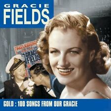 Gracie Fields - Gracie Fields Gold  100 Songs From Our Gracie [CD]
