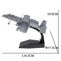 A-10 Attacco Aereo Da Caccia Die-cast Aereo Modello in Scala 1:72