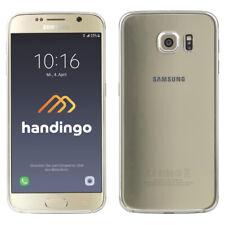 Samsung Galaxy S6 SM-G920F Smartphone Gold 32GB Ohne Simlock Wie Neu Top Angebot