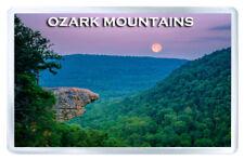OZARK MOUNTAINS FRIDGE MAGNET SOUVENIR IMAN NEVERA