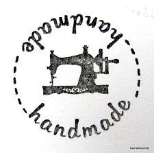 Handmade,Motivstempel,Holzstempel,Rund,Ø 30 mm,Stempelplatte,Scrapbooking,Stamp