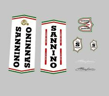 Sannino Bicycle Frame Decals - Transfers - Stickers n.100