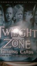 Twilight zone series 4 set