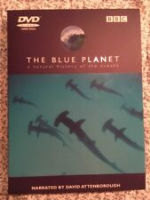 BBC The Blue Planet • DVD 3-disc Box Set • Region 2 • David Attenborough • Mint
