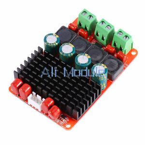 DC 12V-24V TPA3116 Dual Channel Stereo 2x50W BTL Mono 100W Audio Amplifier Board