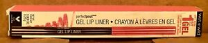 Perfect Pout Wet n Wild Gel Lip Liner Never Petal Down 654C AWESOME!
