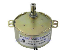 110/130V AC 10/12RPM CW TYD-50 Synchronous Motor  Electric Motor Manufacturers