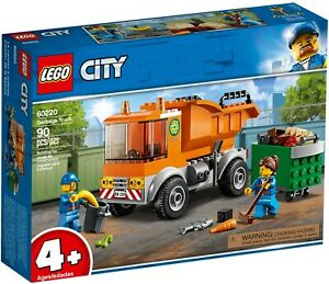 LEGO 60220 Garbage Truck - Brand New (Free Shipping)