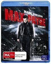 Max Payne (Blu-ray, 2009) Mark Wahlberg.