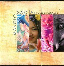 De Mares y Visiones: Canciones de Una Manolo Garcia CD