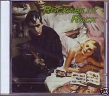 V.A. - ROCKABILLY ROCK - Buffalo Bop 55080 50s Rock CD