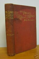 The PALACE IN THE GARDEN by Mrs Molesworth, Rare