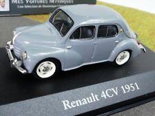 1/43 renault 4cv 1951 gris