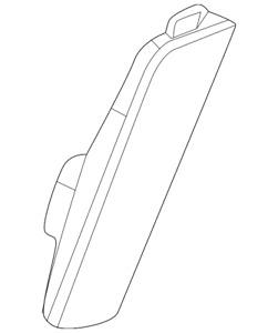 Genuine GM Side Marker Lamp 39143628