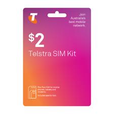 Telstra Starter Trio Mobile Sim Pack