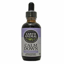 EARTH ANIMAL DOG & Cat CALM DOWN 2OZ(Free Shipping in USA)