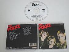 THE POLICE/OUTLANDOS D'AMOUR(A&M 394 753-2) CD ALBUM