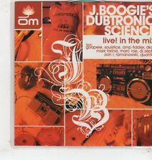 (GC726) J Boogie's Dubtronic Science, Live! In The Mix - DJ CD