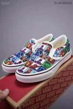 Vans x Marvel joint spider-man hulk Men women shoes