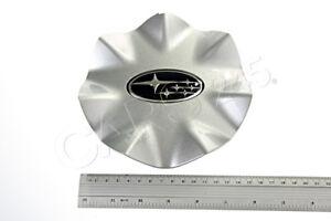 Genuine Subaru Tribeca 06-14 Silver Wheel Hub Cover Center Cap 28821XA020
