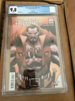 Amazing Spiderman Volume 5 #19 CGC 9.8 Kraven Lenil Yu variant free shipping