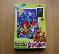 Scooby Doo Glow in the Dark Dracula 100 piece jigsaw puzzle