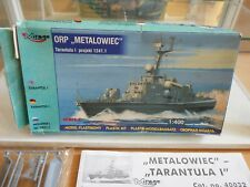 "Modelkit Mirage Hobby Tarantula 1 Projekt 1241.1 ""Metalwiec"" on 1:400 in Box"