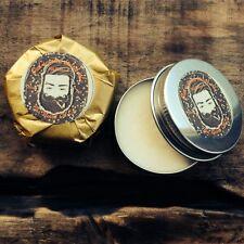 Oud Scented Beard Oil 30ml/1oz Tin (Oud Oil) By The Beard Oil Co.