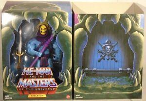 Masters Of The Universe Skeletor Filmation 2.0 Mattel Club Grayskull Classics