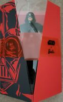 Star Wars: A New Hope Darth Vader Barbie Signature Doll New!