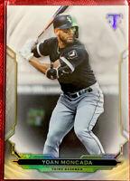 2019 Topps Triple Threads #67 Yoan Moncada Chicago White Sox